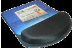 Mouse Pad Ergonômico PVC Personalizado Retangular