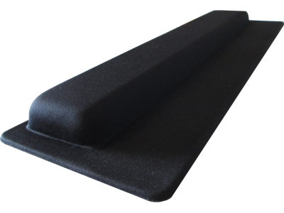 Apoio ergonômico de teclado - sem impressão