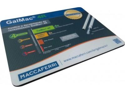 Mouse Pad PVC Personalizado Retangular