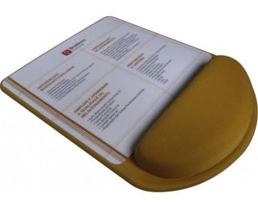 Mouse Pad Ergonômico Personalizado - MP-910 - Bradesco
