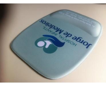 Mousepad Ergonomico Personalizado Sublimação - MP-600 - Hospital...