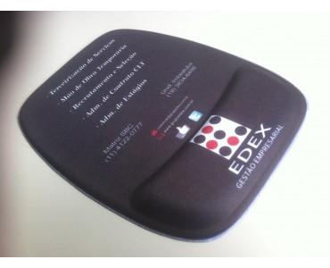 Mousepad Ergonomico Personalizado Sublimação - MP-600 - EDEX