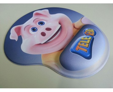 Mousepad Ergonomico Personalizado - MP-800 - Tele Sena