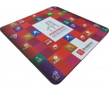 Mouse Pad Personalizado - MP-20 - Bradesco