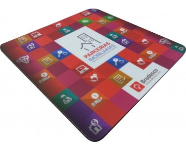 Mouse Pad Personalizado - MP-20 - Bradesco