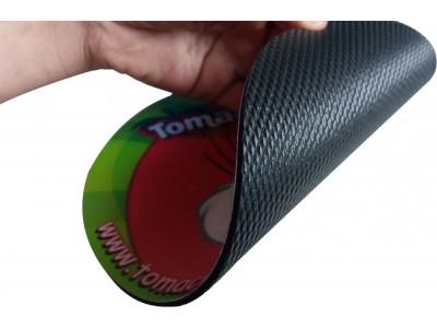 MousePad Mouse Pad Personalizado e Laminado com PVC - Base de Borracha...