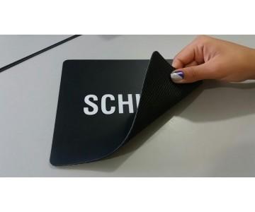 MousePad Mouse Pad Personalizado e Laminado com PVC - Base de Borracha Frisada  - 2
