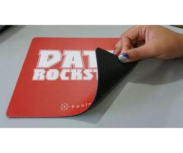 MousePad Mouse Pad Personalizado e Laminado com PVC - Base de Borracha Frisada  - 5