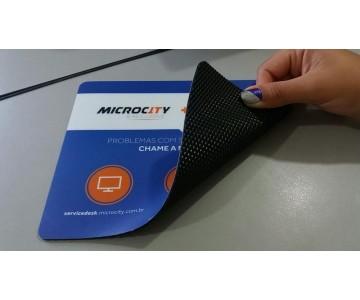 MousePad Mouse Pad Personalizado e Laminado com PVC - Base de Borracha Frisada  - 6