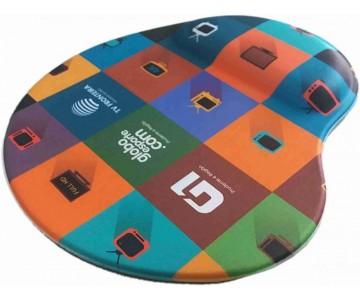 Mouse Pad Ergonômico em Tecido Personalizado  - 6