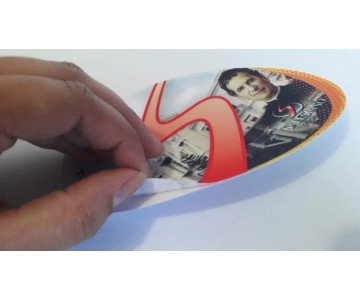 Tecido Termocolante - Adesivo Termocolante - Joelheira  - 11