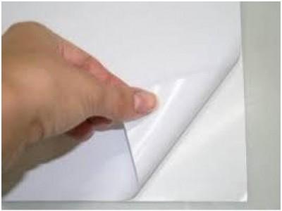 Tecido Branco Termocolante para Sublimação