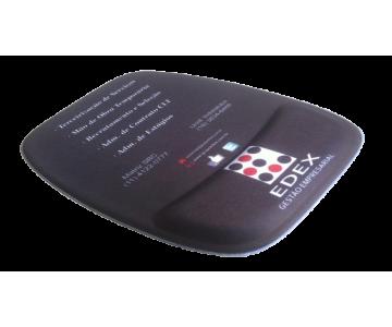 Mousepad Mouse Pad com Apoio Ergonômico Personalizado Tecido Sublimação  - 5