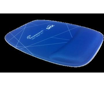 Mousepad Mouse Pad com Apoio Ergonômico Personalizado Tecido Sublimação  - 6