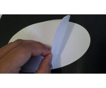 Tecido Branco Termocolante para Sublimação  - 4