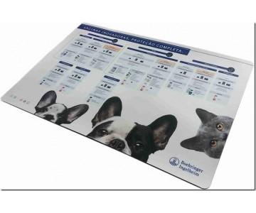 Mousepad Mouse Pad Personalizado e Laminado com PVC  - 2