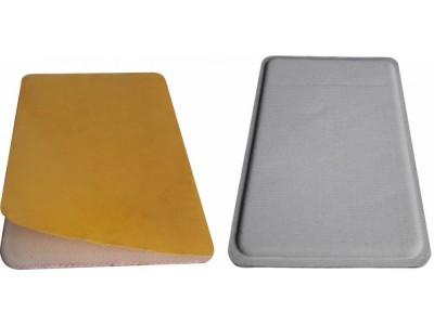Porta Cartão Para Celular Em Lycra Branco para Sublimação com Adesivo