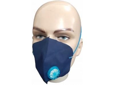Máscara Protetora Impermeável com Válvula
