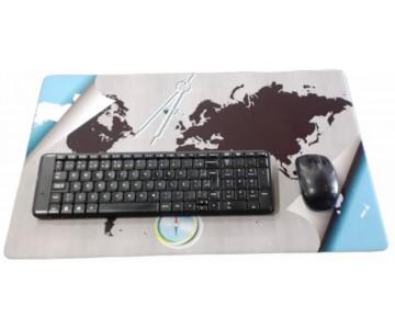 Mousepad Mouse Pad Personalizado Sublimação com Tecido  - 8