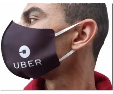 R$3,60 - Máscara Ninja Personalizada  - 7