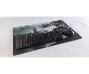 Mouse Pad Gamer 38,0x58,0cm  - 9