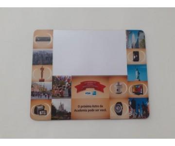 Mousepad Mouse Pad Personalizado e Laminado com PVC Porta Foto  - 2