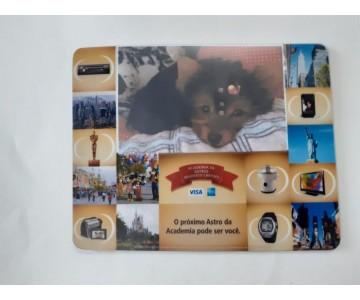 Mousepad Mouse Pad Personalizado e Laminado com PVC Porta Foto  - 8