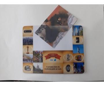 Mousepad Mouse Pad Personalizado e Laminado com PVC Porta Foto  - 10