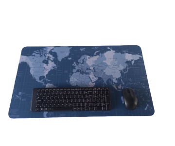 Mouse Pad Mapa Mundi 40,0x70,0cm  - 3