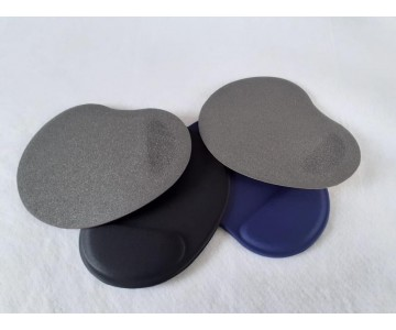 R$6,00 cada - Mousepad Mouse Pad com Apoio Ergonômico sem Impressão com Tecido  - 5