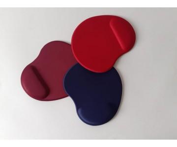R$6,00 cada - Mousepad Mouse Pad com Apoio Ergonômico sem Impressão com Tecido  - 6