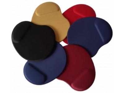 R$6,00 cada - Mousepad Mouse Pad com Apoio Ergonômico sem Impressão com...