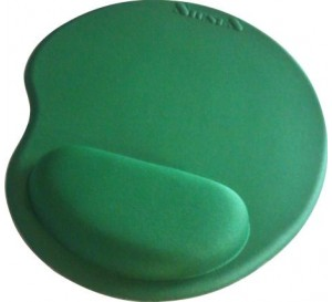 Mouse Pad Ergonômico Com Relevo