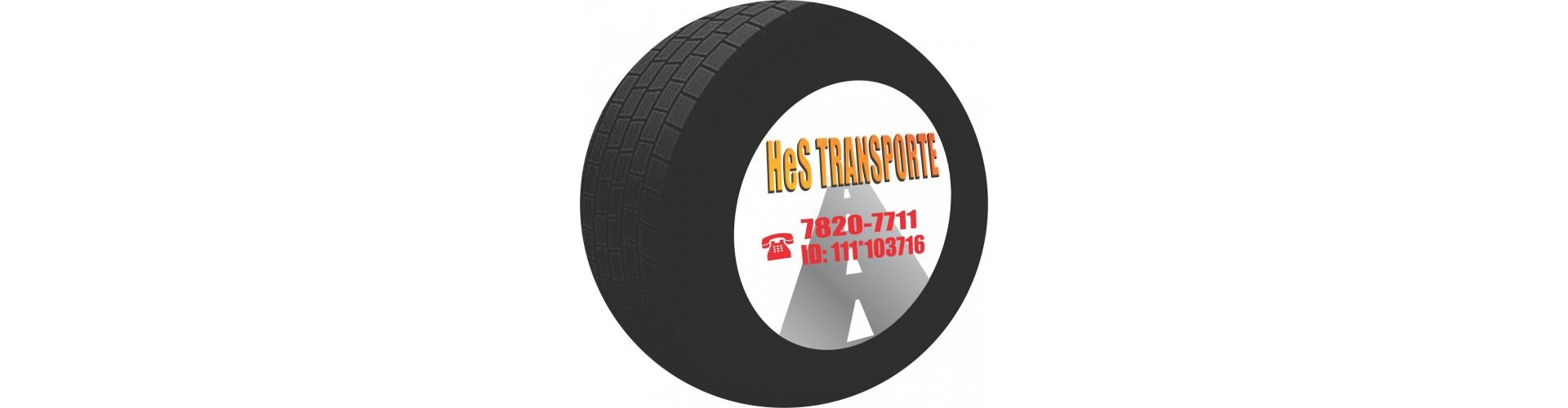HeS Transporte Logistica São Paulo e Grande São Paulo