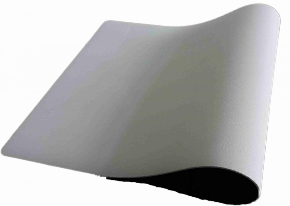 Mousepad Mouse Pad para Sublimação Tecido 100% Poliester Branco  - 5