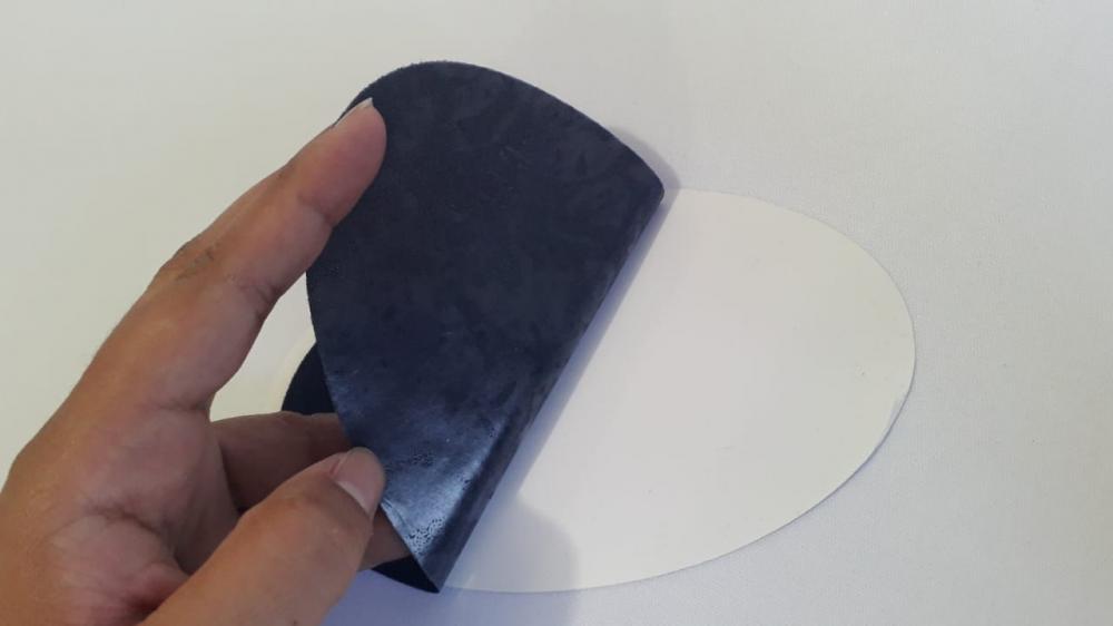 Tecido Termocolante Joelheira  - 8
