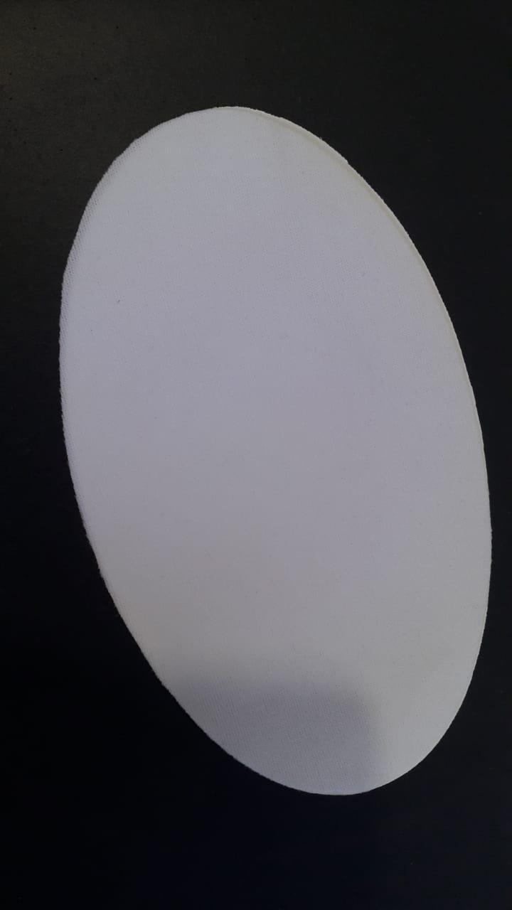 Tecido Branco Termocolante para Sublimação  - 8