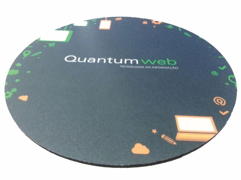 Mousepad Mouse Pad Personalizado Sublimação com Tecido  - 3