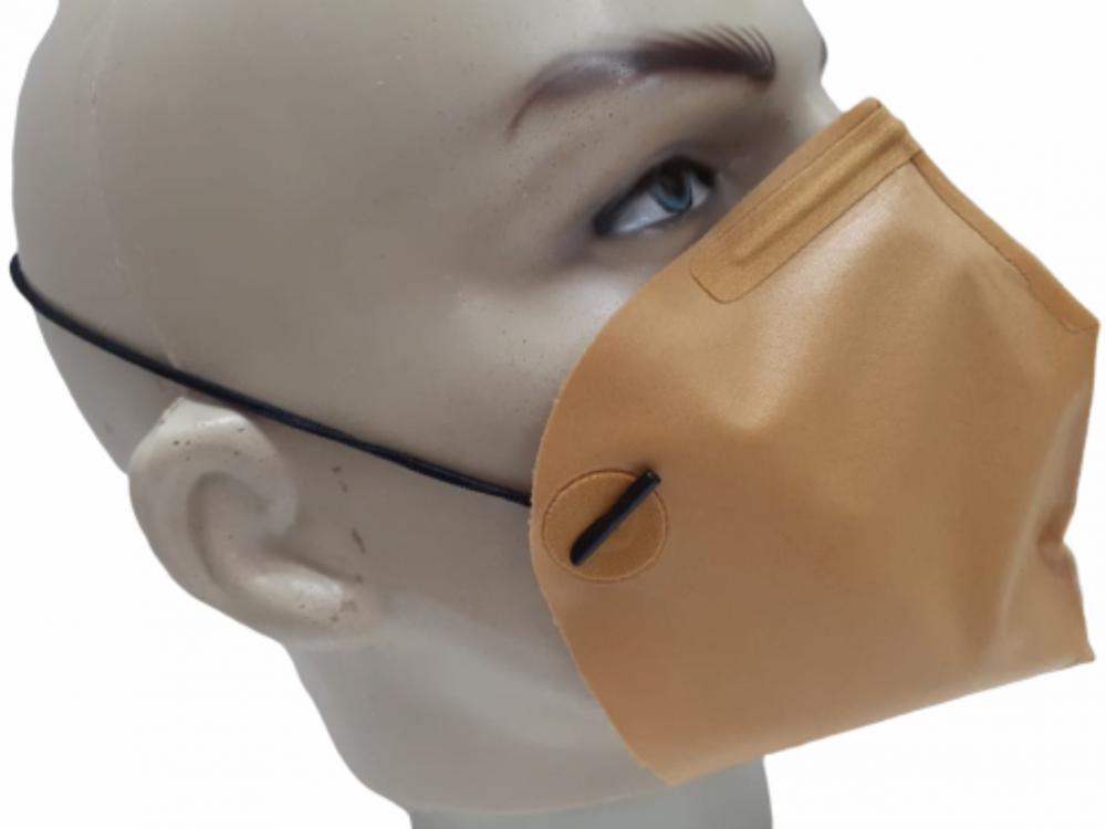 Máscara Protetora Impermeável  - 4