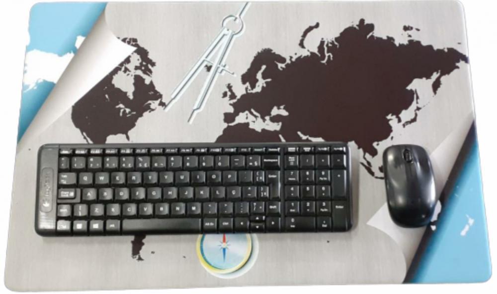 Mousepad Mouse Pad Personalizado Sublimação com Tecido  - 6