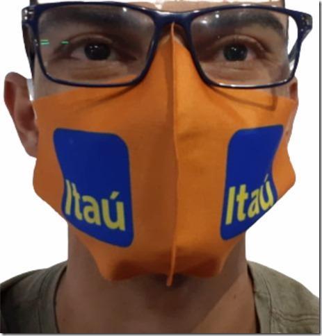 R$3,60 - Máscara Ninja Personalizada  - 6
