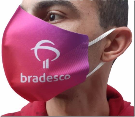 R$3,60 - Máscara Ninja Personalizada