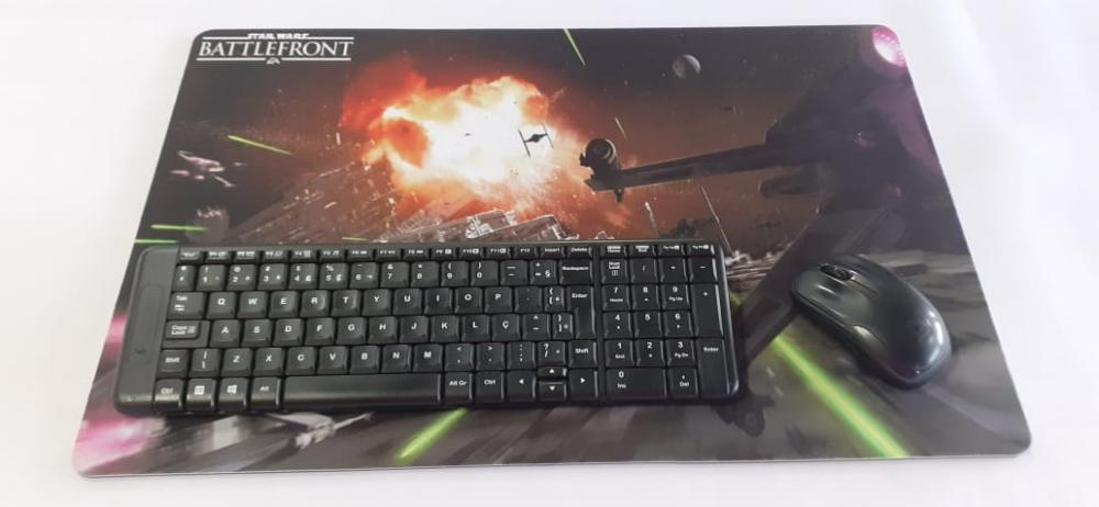 Mouse Pad Gamer 38,0x58,0cm  - 11