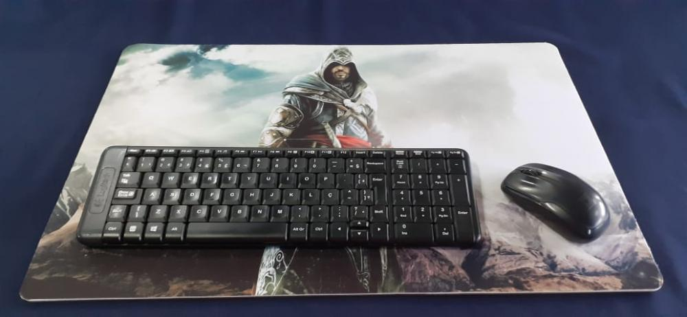 Mouse Pad Gamer 38,0x58,0cm  - 18