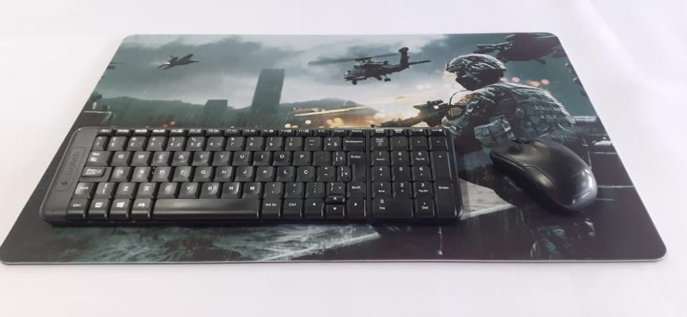 Mouse Pad Gamer 38,0x58,0cm  - 8