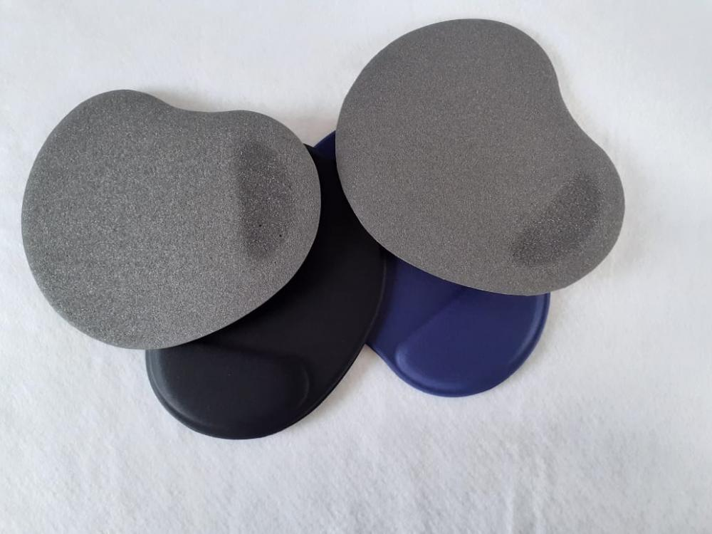R$6,00 cada - Mousepad Mouse Pad com Apoio Ergonômico sem Impressão com Tecido  - 7
