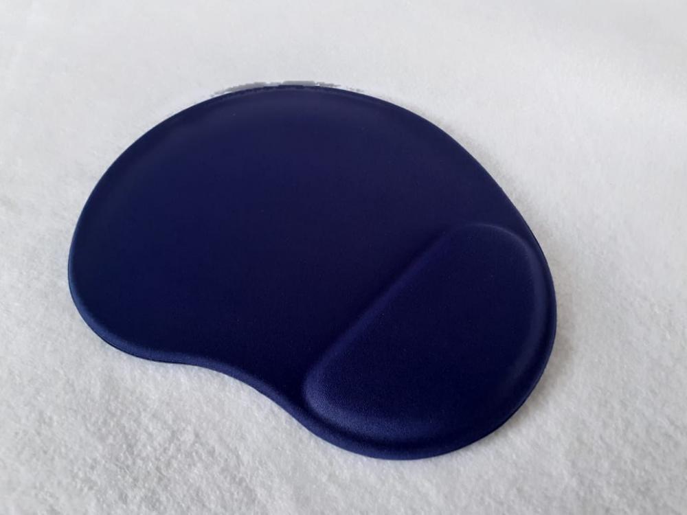 R$6,00 cada - Mousepad Mouse Pad com Apoio Ergonômico sem Impressão com Tecido  - 4