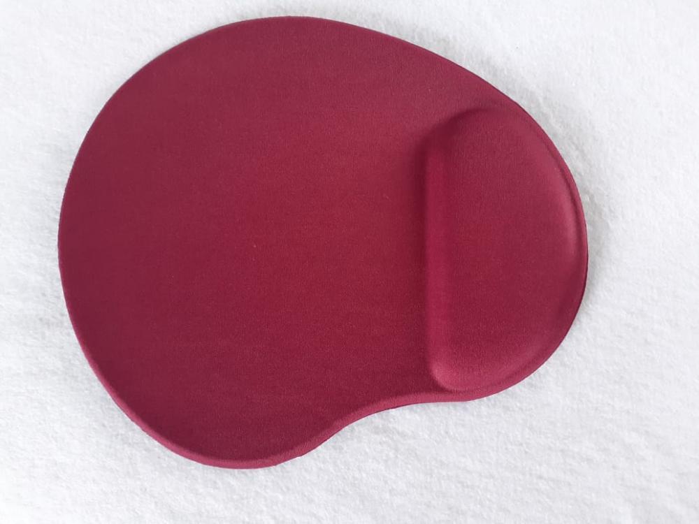 R$6,00 cada - Mousepad Mouse Pad com Apoio Ergonômico sem Impressão com Tecido  - 9