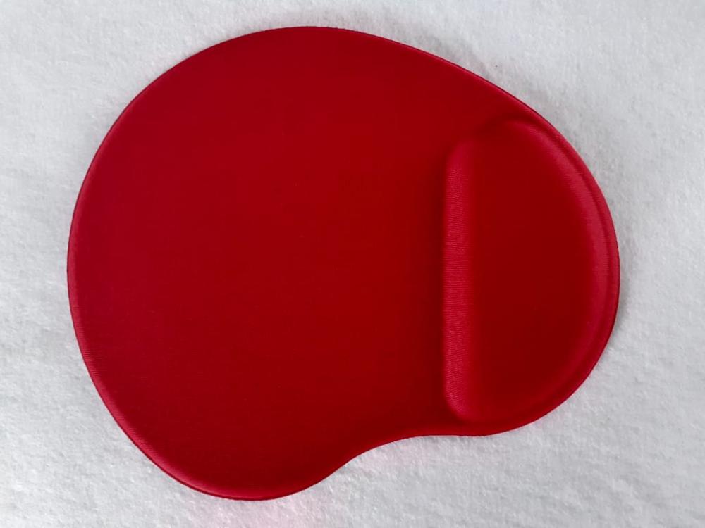 R$6,00 cada - Mousepad Mouse Pad com Apoio Ergonômico sem Impressão com Tecido  - 11