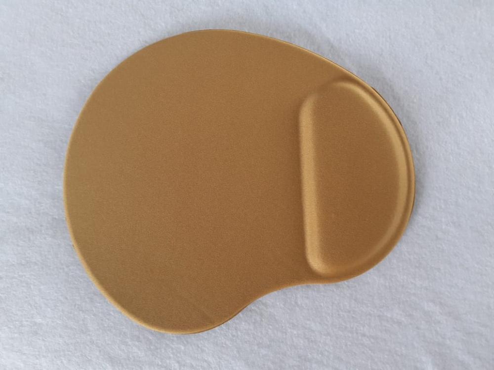 R$6,00 cada - Mousepad Mouse Pad com Apoio Ergonômico sem Impressão com Tecido  - 12